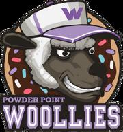 Powder Point Woollies logo