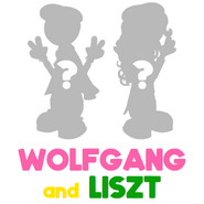 Wolfgang and Liszt Unknown Blog Post
