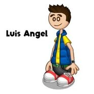 Luis Angel New Desing