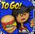 Burgeria To Go! logo