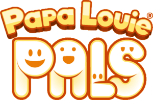Papa Louie Pals Logo