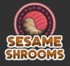 Sesame Shrooms