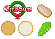 Pizzeria HD - Christmas Ingredients