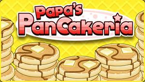 Pancakeria Logo