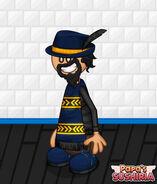 Captain Jack Style B