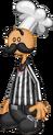 Papa Louie - Arcade Referee Outfit