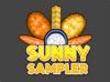 PWTG! Sunny Sampler logo