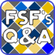 FSF's Q&A icon