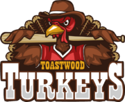Toastwood Turkeys logo