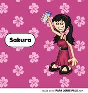 Meet Sakura