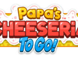 Papa's Cheeseria To Go!