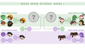 Green Onion Division Round 2