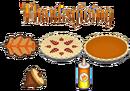 Thanksgiving Ingredients - Bakeria
