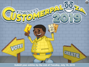 Kingsley's Customerpalooza 2019 - Vote