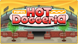Hot Doggeria Logo
