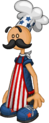 Papa Louie - Starlight BBQ