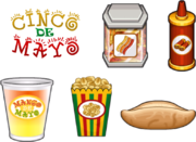 5 de Mayo-Hot Doggeria-Ingredients
