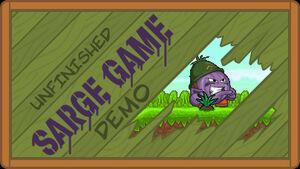 Sarge Game
