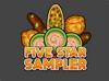 PWTG! Five Star Sampler logo