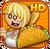 Taco Mia! HD logo
