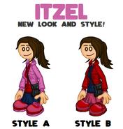 Itzel Blog Post