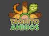 PWTG! Taquito Amigos logo