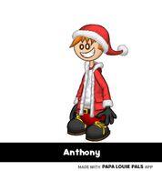 Anthony Style H