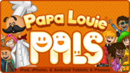 Papa Louie Pals MainPage Icon