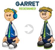 Garret Redesigned