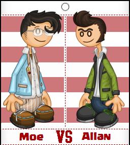 Moe vs Allan
