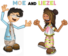 Moe And Liezel!