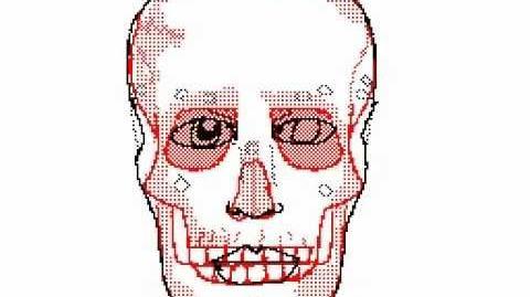 Facial Recon. Flipnote Hatena
