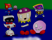 Game night by vgamer4ever-d5q7v4u