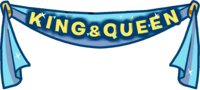 King and Queens Summer Prom Logo