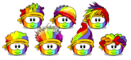 Spectrum Puffle Beta Designs