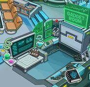 2018 Sneak Peek EPF Gadget Room
