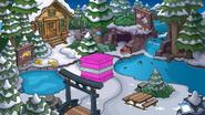 Pond prepuffle