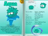 Aqua Puffle