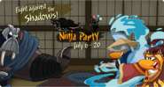 NinjaParty ad01