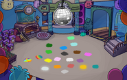 Puffle Party 2015 Pet Lounge