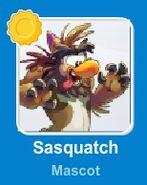 Sasquatch buddy