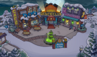 Halloween Party Town