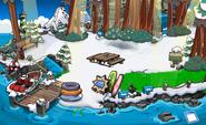 EarthDay dock