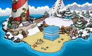 Beach prepuffle