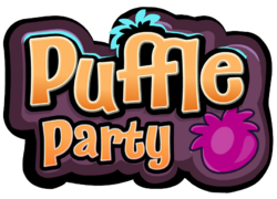 PuffleParty2014LogoFlippr