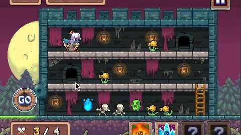 Monster Castle 2 Sneak Peek