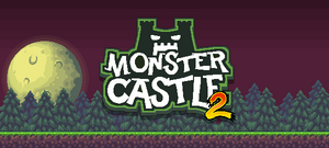 Super Monster Castle banner
