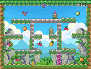Birdy Fruit Level 10 glitch