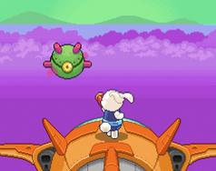 Star bunny icon