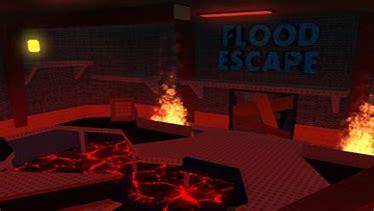 Roblox Flood Escape 2 Autumn Hideaway Codes Roblox Mega Fun Obby